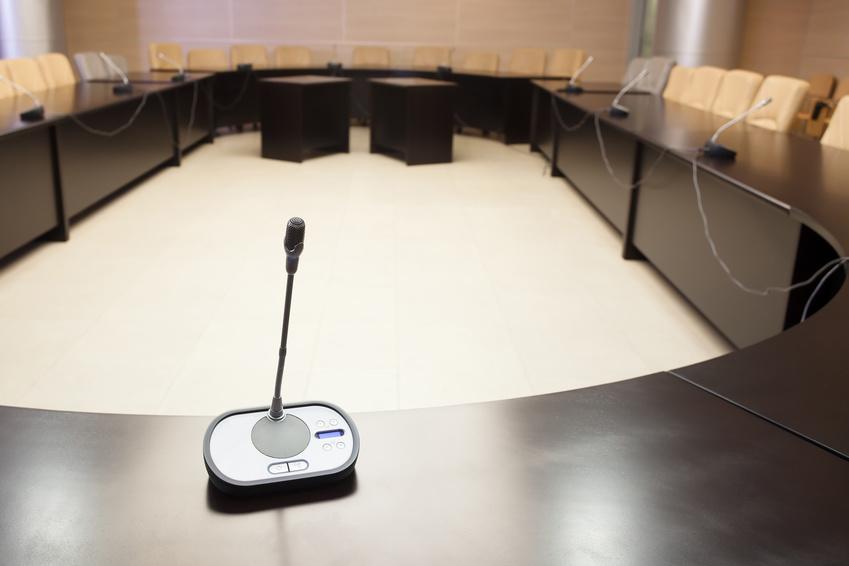 Bosch DCN Tischsprechstelle